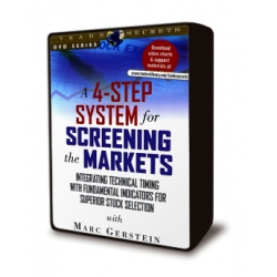 [Forex Tool Available]Marc Gerstein – A 4-step System for Screening the Market